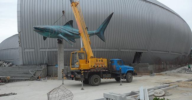 海昌烟台-鲸鲨馆
